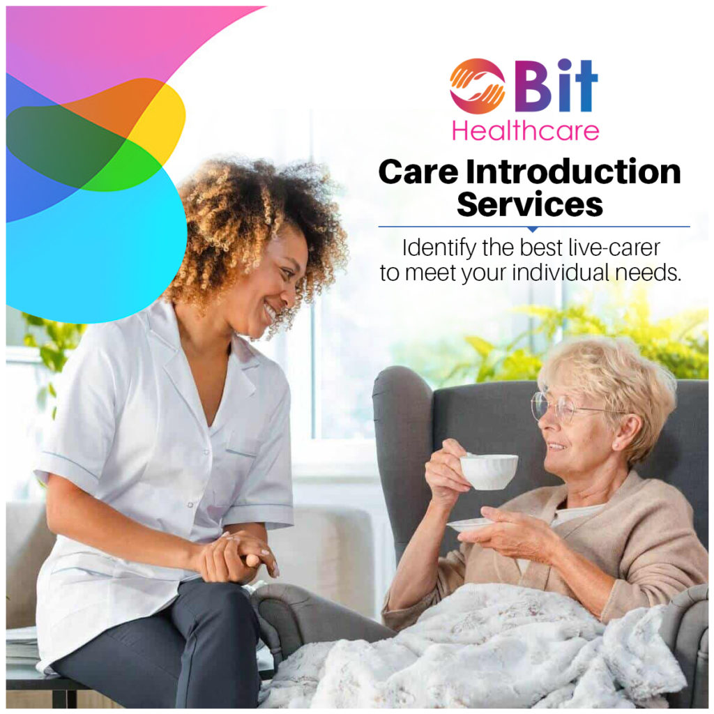 Support Worker, Live-in care service