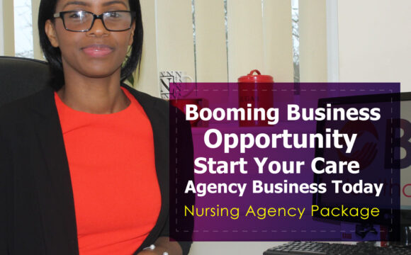 Booming Business Opportunity! Start Your Care Agency Today
