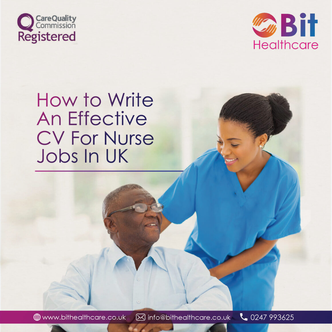 How To Write An Effective CV For Nurse Jobs In The UK