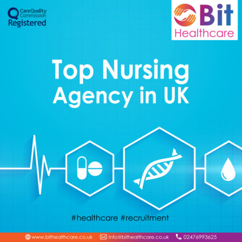 Top Nursing Agency In UK